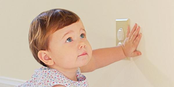 EnergieVeilig | Elekctrische apparatuur (kinderen en elektriciteit)