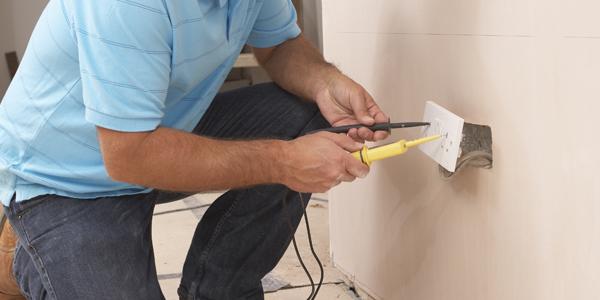 EnergieVeilig | Klussen (dimmer of stopcontact)