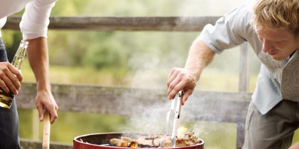 EnergieVeilig | Barbecuen