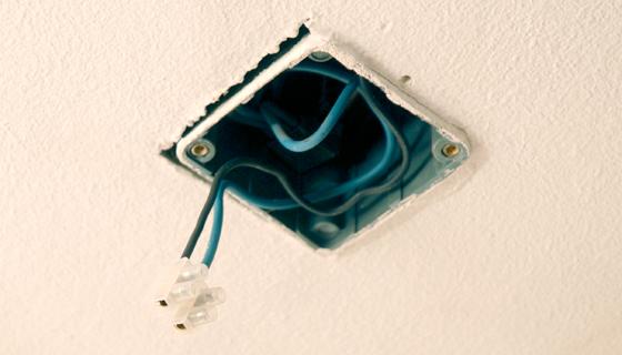 EnergieVeilig | Klussen (lamp ophangen) | Stap 4/11