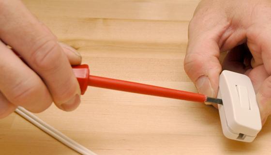 EnergieVeilig | Klussen (schakelaar monteren) | Stap 2/10