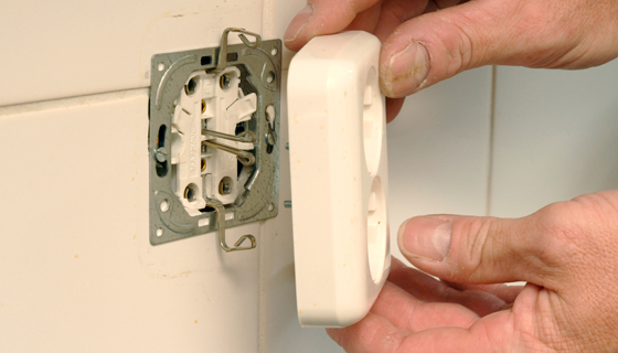 EnergieVeilig | Klussen (stopcontact vervangen) | Stap 5/14